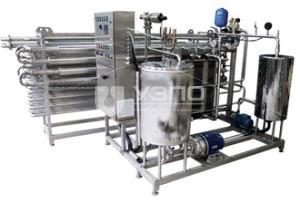 Пастеризационно-охладительные установки комбинированные