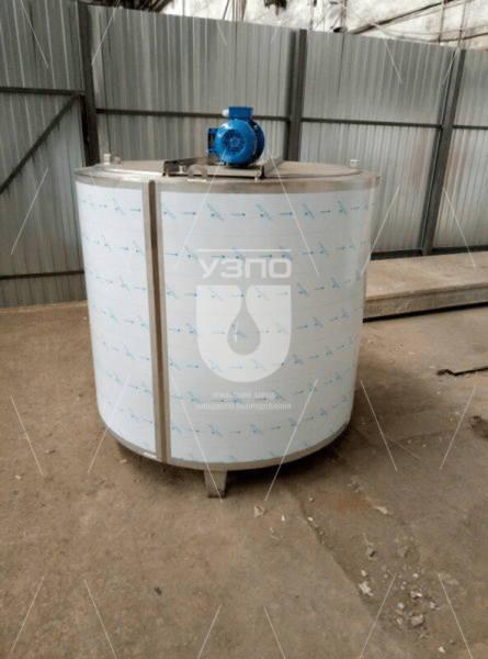 Резервуар Г2-ОТ2-А 600