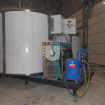 Охладители молока закрытого типа