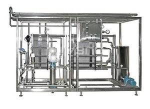 Пастеризационно-охладительные установки пластинчатые