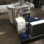 Танк-охладитель молока открытого типа