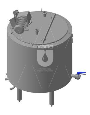 Ванна длительной пастеризации-250