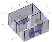Схема молочного завода на 1000 литров